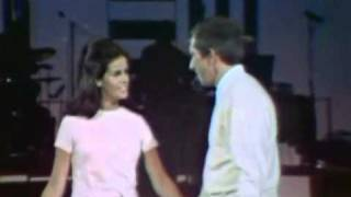 Andy Williams  amp; Claudine Longet   Let It Be Me 1969