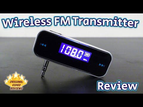 Wireless FM Transmitter Review