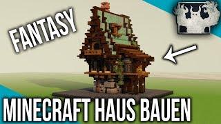 Pixelbiester Fantasy Haus Bauen Videos - Minecraft haus bauen video