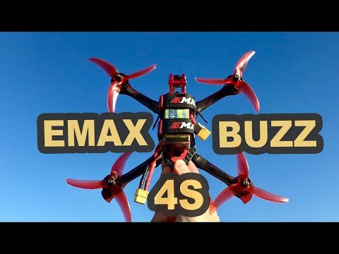 Emax Buzz 5 Zoll FreeStyle Racer 4S
