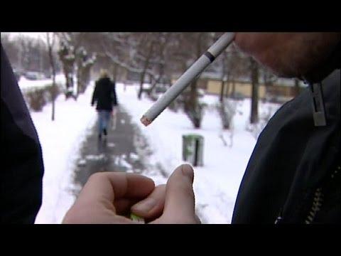 Leszokott a dohányzásról, de a gyomor fájni kezdett