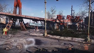 Fallout 4 Realistic Graphics Gameplay (Reshade)