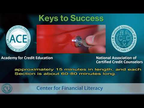 Credit Counseling Certification Online - YouTube