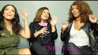 Basketball Wives LA Talk Haters, Plastic Surgery & Social Media Drama!