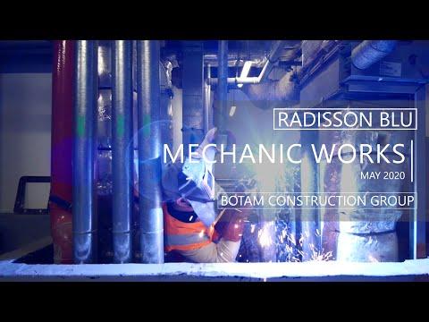 Radisson Blu Iveria - Mechanic Works