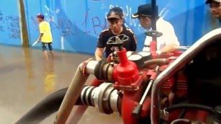 preview picture of video 'Statement wakil walikota Bekasi mengenai banjir di Underpass - Courtesy Bekasi Urban City'