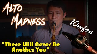"""Solo Saxophone - """"There Will Never Be Another You"""""""