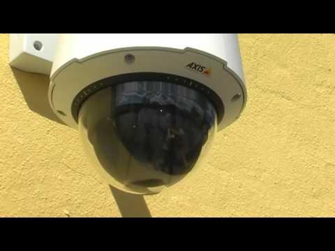 PTZ-Dome Netzwerk-Kamera AXIS Q6032-E