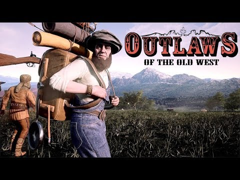 A Wild West Sandbox - Outlaws Of The Old West Gameplay S2E1