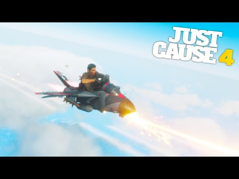 Tiny Toy Planes, Boats and Tanks! - Just Cause 4