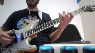 La Llorona - Caifanes - Cover de los arreglos en guitarra de Alejandro Marcovich