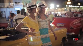 CHANEL Story Of The Cruise 2016 / 2017 Show In Cuba By Fashion Channel