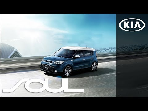 Kia  Soul Паркетник класса J - рекламное видео 3