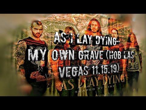 #AILD #ShapedByFireAs I Lay Dying- My Own Grave (HOB Las Vegas 11.15.19)