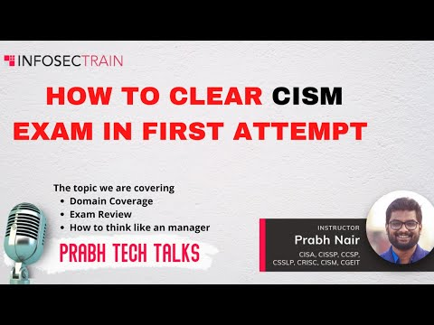 How to Pass CISM Exam in First Attempt 2020 Pro tips and tricks ...