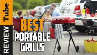 ✅Portable Grill: Best Portable Grill 2019 (Buying Guide)