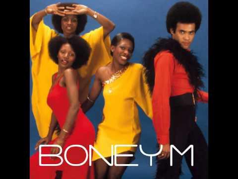 Boney M - Never change lovers (Dim Zach edit)