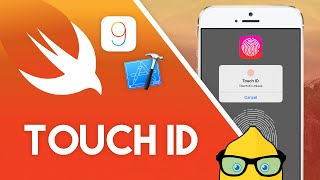 Xcode 7 Swift 2 Tutorial - Touch ID - iOS 9 Geeky Lemon Development