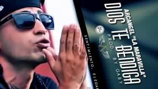 Dios Te Bendiga   Arcangel Music Video Original REGGAETON 2013