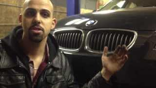 Fix Most Common Roof Leak - BMW 5 Series 2004-2010 - Water leaking on passenger side - Easy Fix