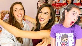 WHO'S MOST LIKELY TO CHALLENGE! w/ Miranda, Colleen & Rachel