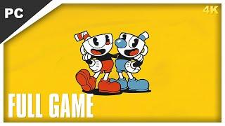 [Longplay 4K/FR] Cuphead