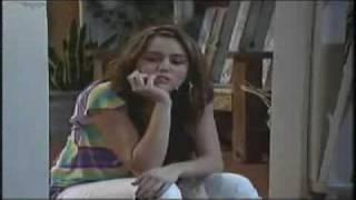 """Hannah Montana - """"Don't Wanna Be Torn"""" Scene"""