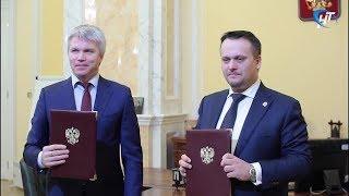 Министр спорта РФ высоко оценил реализацию проектов «Активное долголетие» и «Будь в спорте»