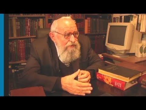 הרב יהודה עמיטל מתאר דיון עם אבא קובנר על אמונה לאחר השואה