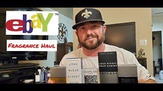 Ebay Fragrance Haul / Spicebomb / Issey Miyake / Guerlain / Cologne / Perfume