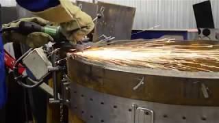 Фаскосниматель (кромкорез) электрический ФС-22 - видео 2