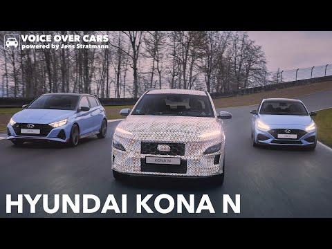 2021 Hyundai Kona N Voice over Cars News