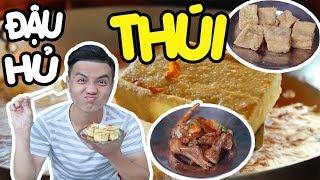 ĐẬU HỦ THÚI Món Ăn Siêu Kinh Dị Chỉ Dành Cho Người Can Đảm !!! | PM FOOD TRAVEL