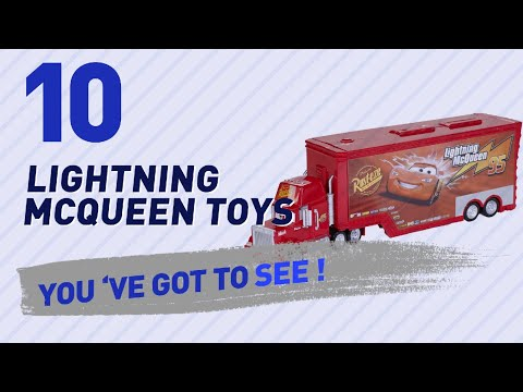 Lightning Mcqueen Toys, Uk Top 10 Collection // New & Popular 2017