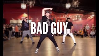 BILLIE EILISH   Bad Guy | Kyle Hanagami Choreography