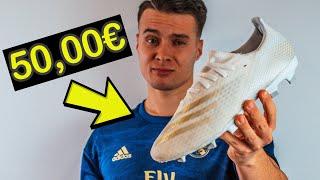 50€ Adidas Fußballschuh REVIEW