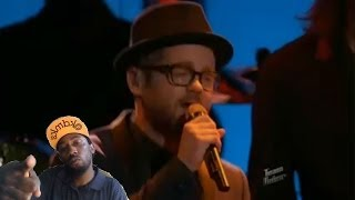 "Nice ! Josh kaufman performs ""signed sealed delivered "" the voice 2014 season 6 my reaction"