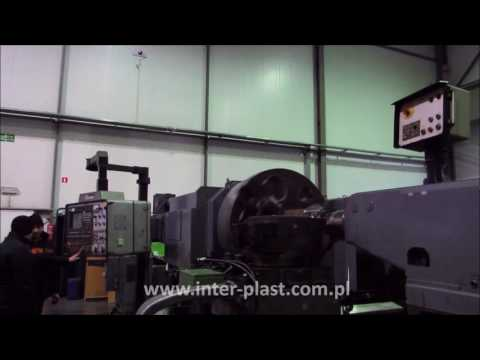 Tokarka CNC - CNC Drehmaschine - Токарные станки ЧПУ - RAVENSBURG KL3 800 - zdjęcie