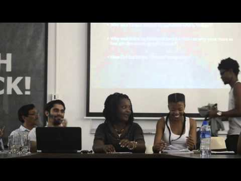 HUMA Seminar: What is African about UCT? Part 1