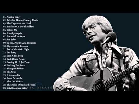 Download John Denver Greatest Hits - John Denver Collection Mp4 HD Video and MP3