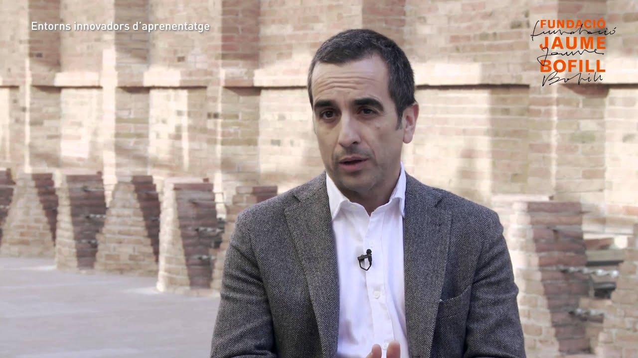 """""""Experiències de lideratge educatiu a Catalunya"""", per Màrius Martínez"""
