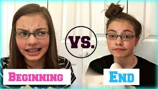 Beginning VS. End of the School Year | My Life Fast Forward