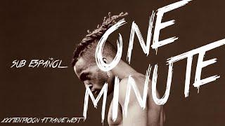 ONE MINUTE   XXXTENTACION FT KANYE WEST (SUB ESPAÑOL & LYRIC VIDEO)