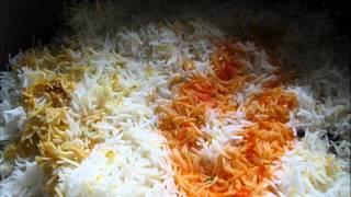 preview picture of video 'biryani बिरयानी बकरी घोष'