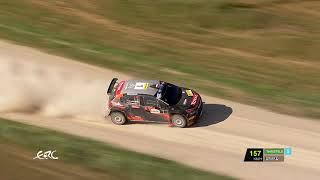 RALLY LIEPAJA 2020 - Alexey Lukyanuk onboard on SS10