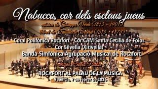 Nabucco, coro de los esclavos judíos (Giuseppe Verdi)