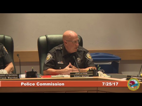 Police  Commission 7.24.2017