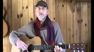 Jim Bruce Blues Guitar Tips - Ragtime Turnaround in C, à la Blind Boy Fuller