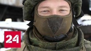 Надежда на мир: дети Украины поздравили ополченцев Донбасса с 2017 годом