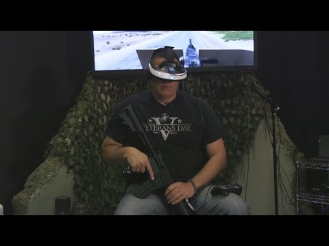 Video Treating PTSD With Virtual Reality Therapy: A Way to Heal Trauma